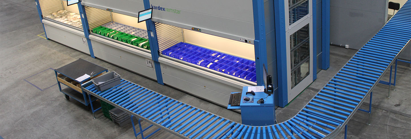 automation, storage and retrieval solutions, kardex