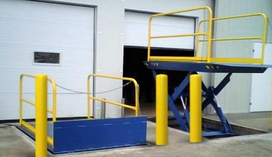 Dock and Door, Heubel Shaw  Dock Lift products