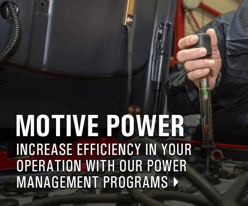 Forklift Battery, Motive Power