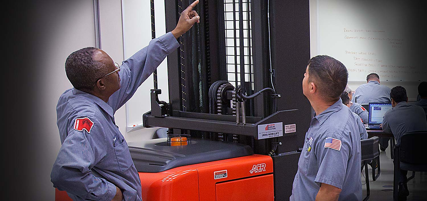 Certified Forklift Training Forklift Training In Memphis St