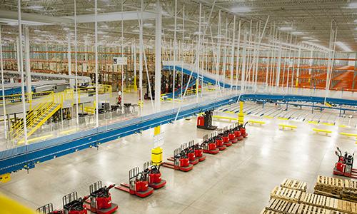 warehouse optimization, warehouse automation, warehouse consulting