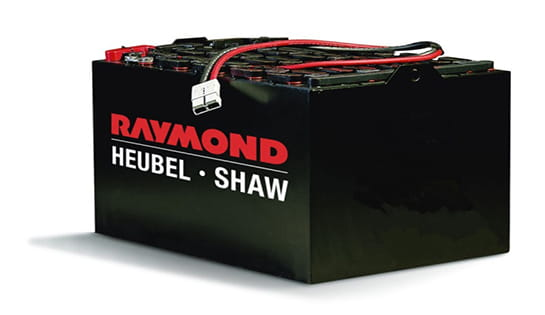 heubel shaw motive power, lift truck battery