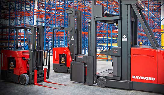 Raymond lift trucks