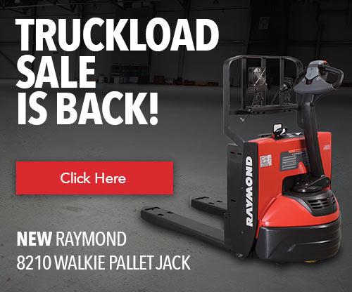 truck load sale, heubel shaw truck sale