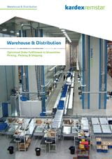 Warehouse asrs, distribution asrs