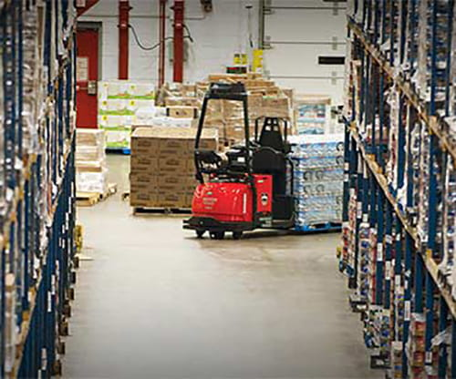 automated solutions, automated forklifts
