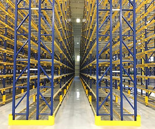 pallet rack, warehouse racking, heubel shaw pallet racking