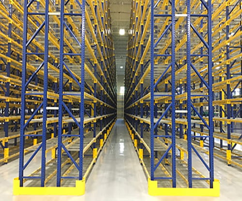 pallet rack, warehouse racking, heubel shaw pallet racking