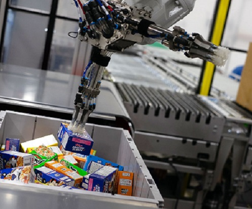 robots, tooling, bin picking