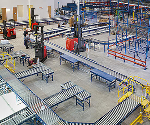 warehouse design, automation, heubel shaw warehouse solutions