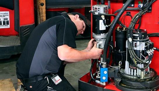 heubel shaw service, fleet service, technicians