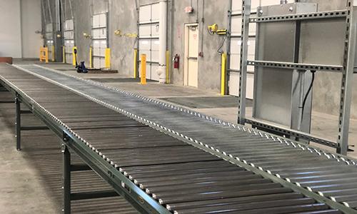 Heubel shaw conveyor