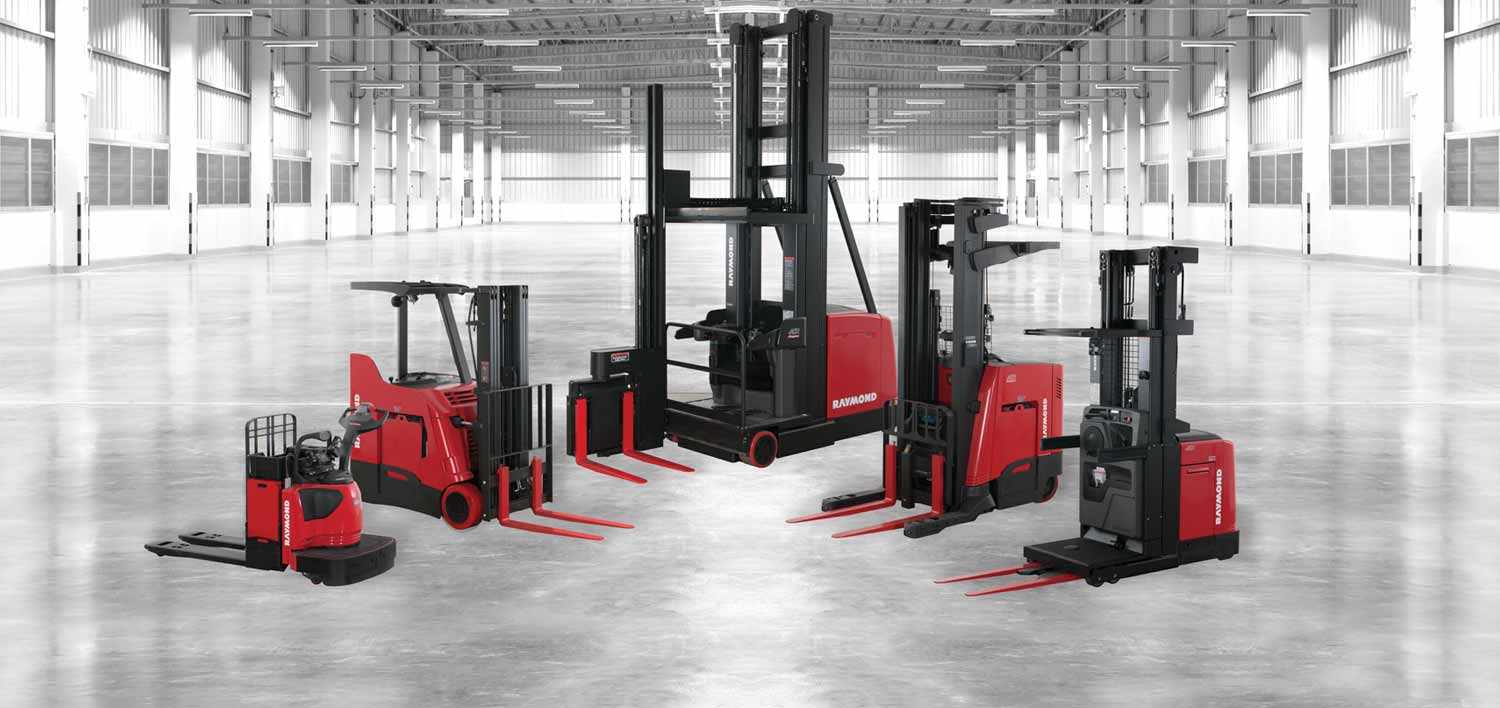 Raymond Fork its, Heubel Shaw Lift Trucks, Raymond Electric Pallet Jacks, Pallet Racking, Lift Trucks Memphis, Lift Trucks St. Louis, Lift Trucks Kansas City, Fork lift parts, Fork Lift Service