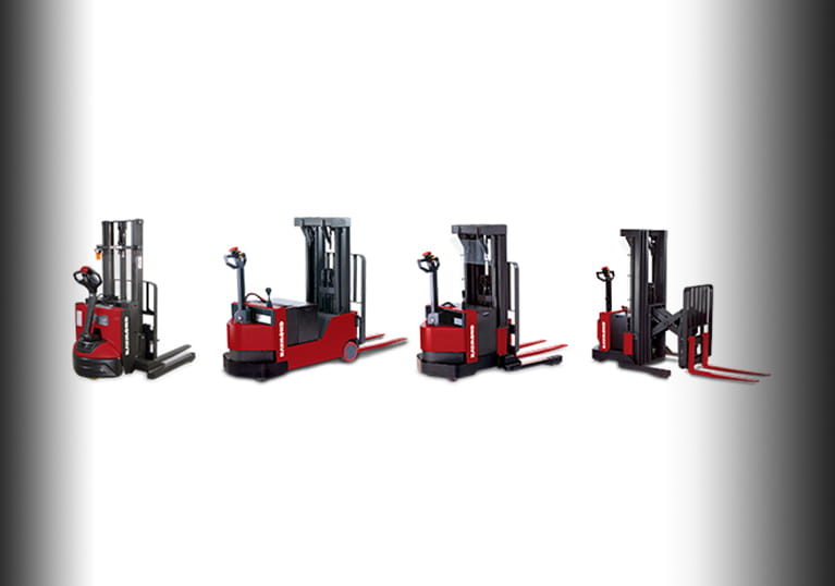 Raymond Walkie Pallet Stacker Trucks
