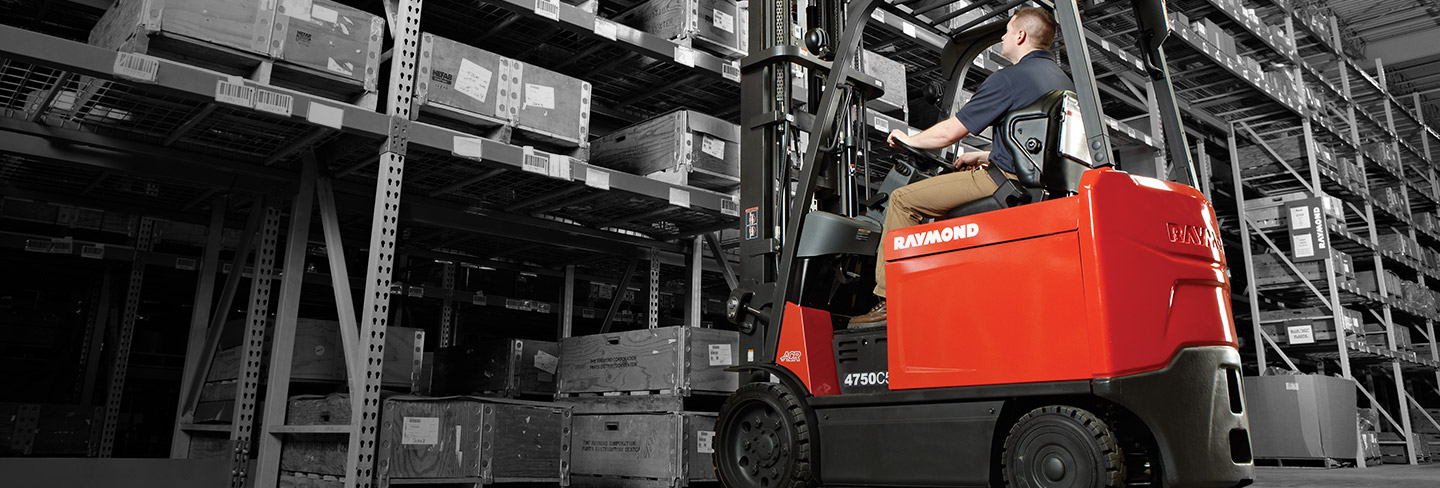 sit down forklift, large forklift, electric forklift