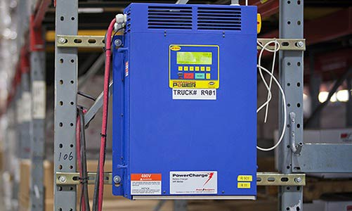 Lift Truck battery charger, forklift battery chargers
