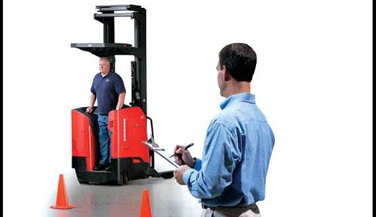 Forklift Operator Training, Raymond Forklift Training, Cost of Ownership, Training options
