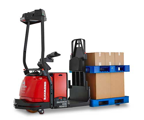 Raymond Courier Automated Pallet Jack